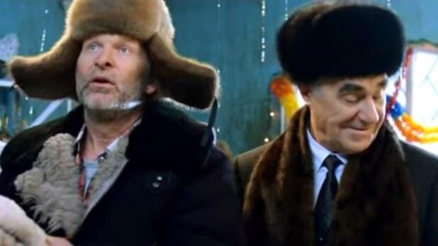 Фильм Новогодние сваты (2010 год)