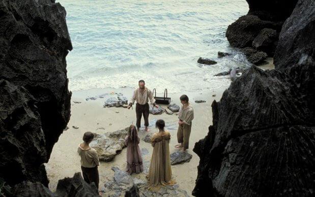 Фильм Остров надежды (2002 год)