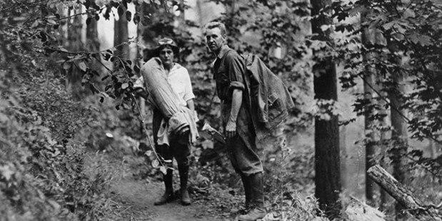 Фильм Парень из тайги (1941 год)
