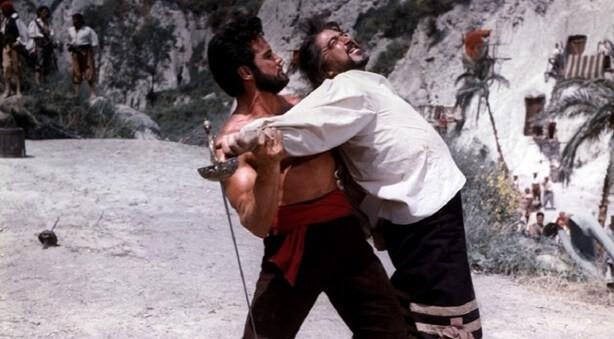 Фильм Пират Морган (1960 год)