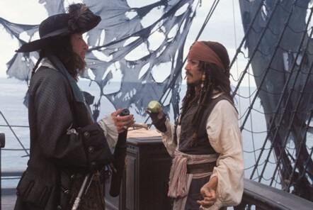 Фильмы Пираты Карибского моря
