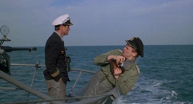 Фильм Подводная лодка (1981 год)