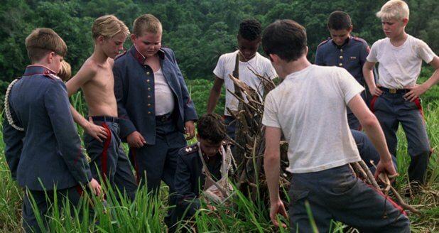 Фильм Повелитель мух (1990 год)