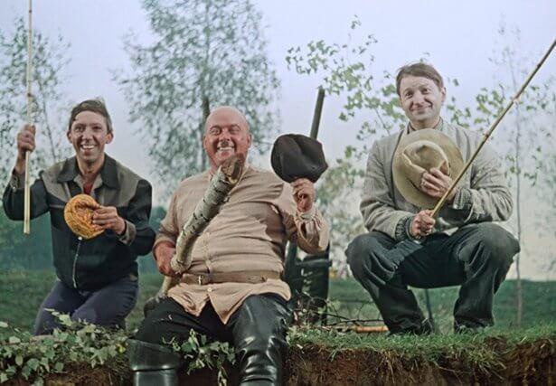 Фильм Пёс Барбос и необычный кросс (1961 год)