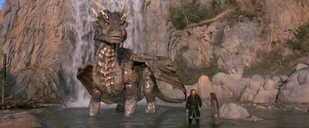 Фильм Сердце дракона (1996 год)