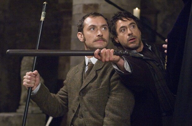 Фильм Шерлок Холмс (2009 год)