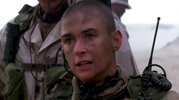 Фильм Солдат Джейн (1997 год)