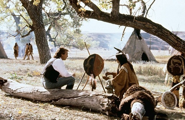 Фильм Танцующий с волками (1990 год)