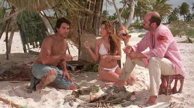 Фильм Трое на острове (2005 год)