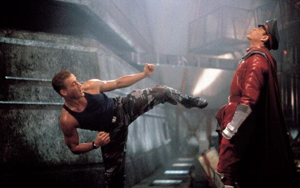 Фильм Уличный боец (1994 год)
