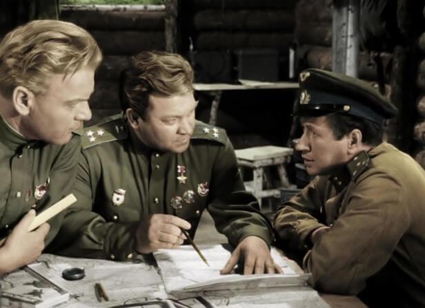 Фильм В бой идут одни «старики» (1973 год)
