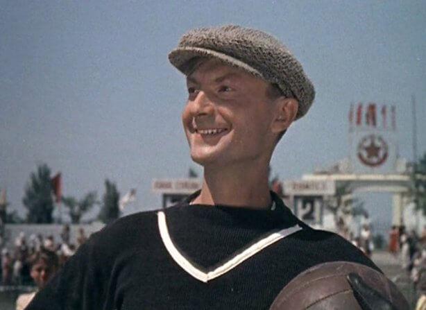 Фильм Запасной игрок (1954 год)