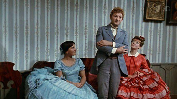 Фильм Женитьба Бальзаминова (1964 год)