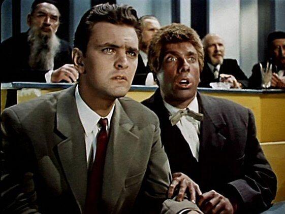 Фильм Человек ниоткуда (1961 год)