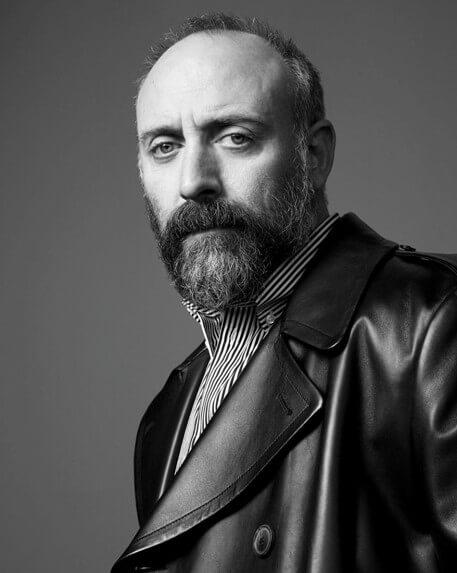 Актер Халит Эргенч