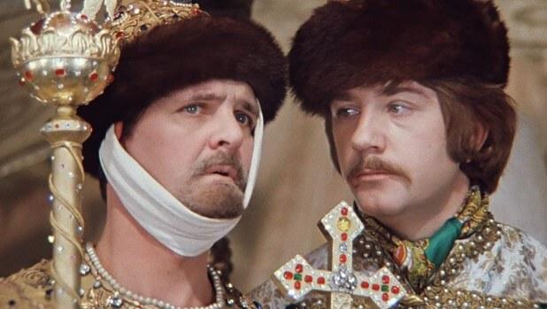Фильм Иван Васильевич меняет профессию (1973 год)