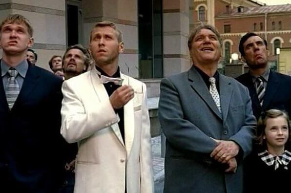 Фильм Не думай про белых обезьян (2008 год)