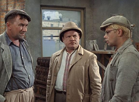 Фильм Операция «ы» и другие приключения Шурика (1965 год)