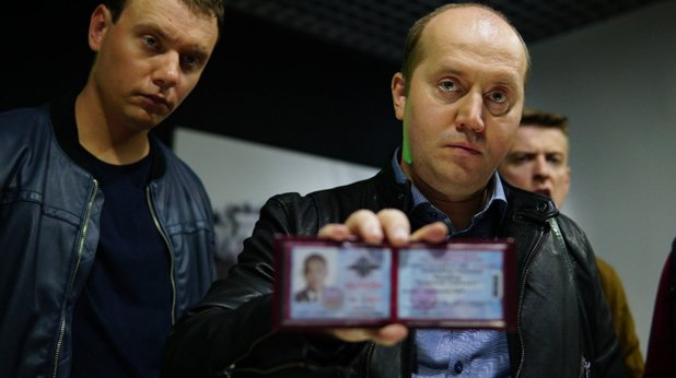 Сериал Полицейский с Рублёвки