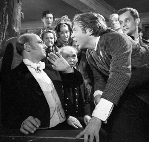 Фильм Скверный анекдот (1966 год)