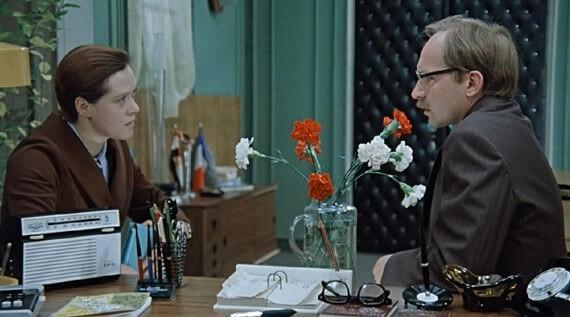 Фильм Служебный роман (1977 год)