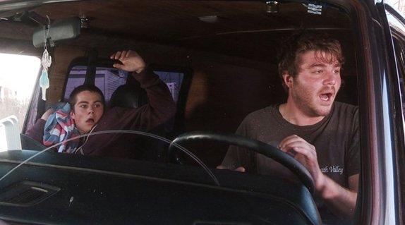 Фильм В дороге (2011 год)