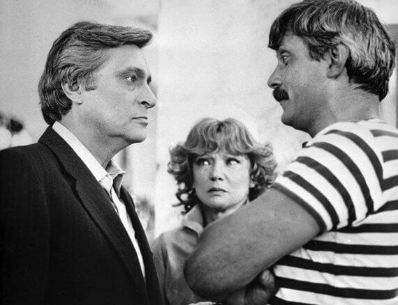 Фильм Вокзал для двоих (1982 год)