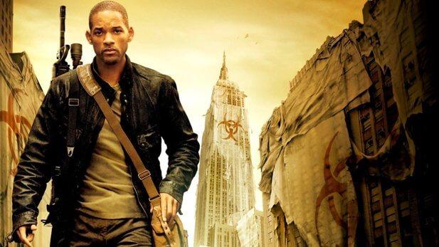 Фильм Я – легенда (2007 год)
