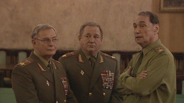 Сериал Десантный Батя (2008 год)