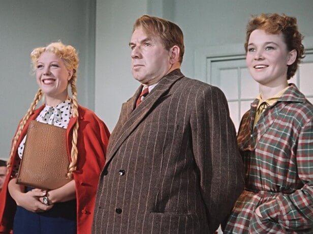 Фильм Карнавальная ночь (1956 год)