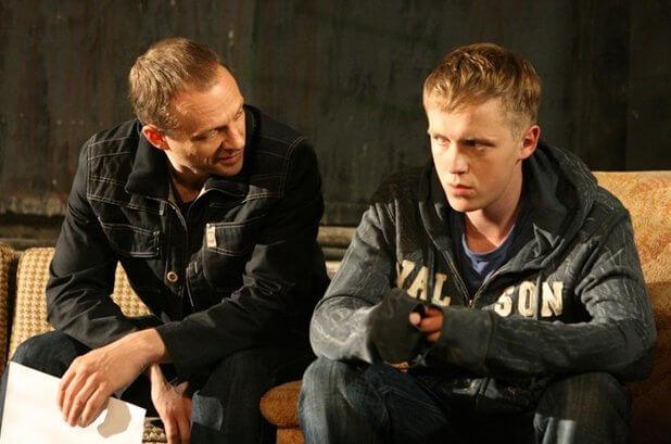 Сериал Меч (2009 год)