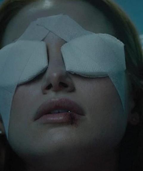 Фильм Слепая (2020 год)