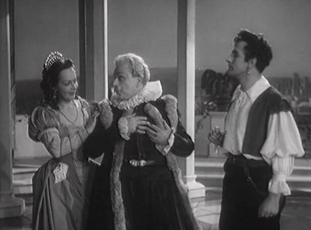 Фильм Учитель танцев (1952 год)