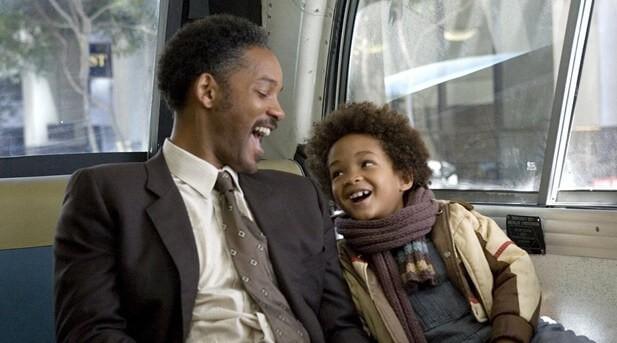 Фильм В погоне за счастьем (2007 год)