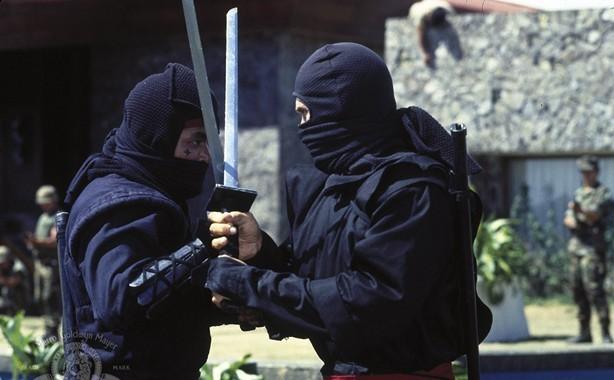 Фильм Американский ниндзя (1985 год)