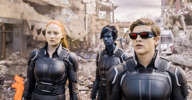 Фильм Люди Икс: Апокалипсис (2016 год)