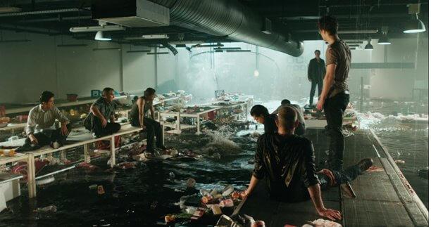 Фильм Цунами 3D (2012 год)