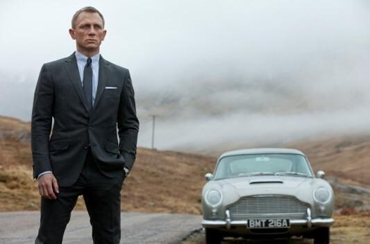 Фильм 007 Координаты «Скайфолл» (2012 год)