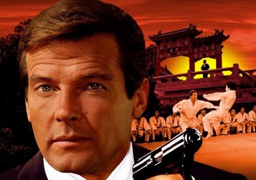 Фильм Человек с золотым пистолетом (1974 год)