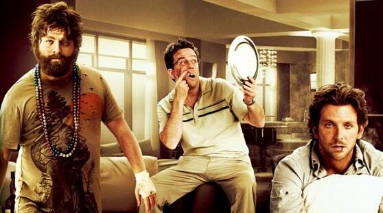 Фильм Мальчишник в Вегасе (2009 год)