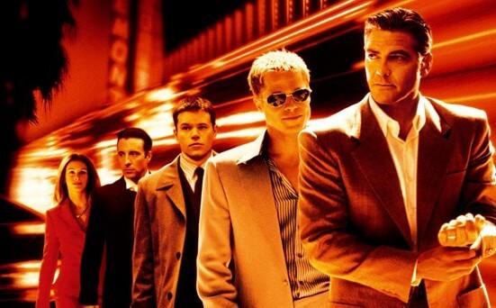 Фильм Одиннадцать друзей Оушена (2001 год)