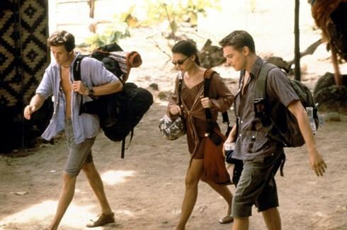 Фильм Пляж (2000 год)