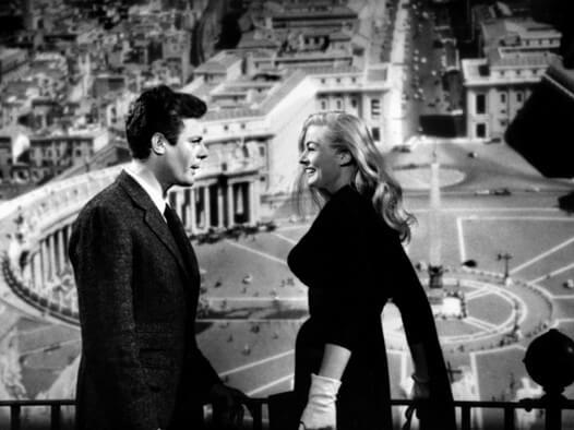 Фильм Сладкая жизнь (1960 год)