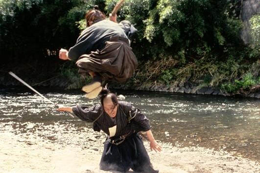Фильм Сумрачный самурай (2002 год)