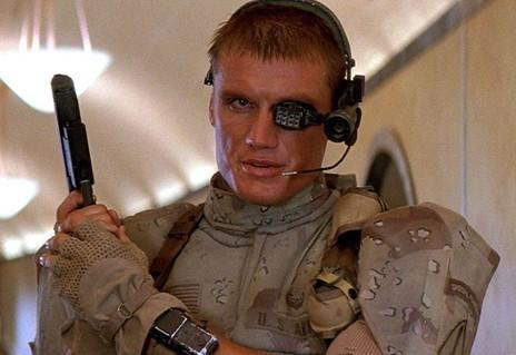 Фильм Универсальный солдат (1992 год)