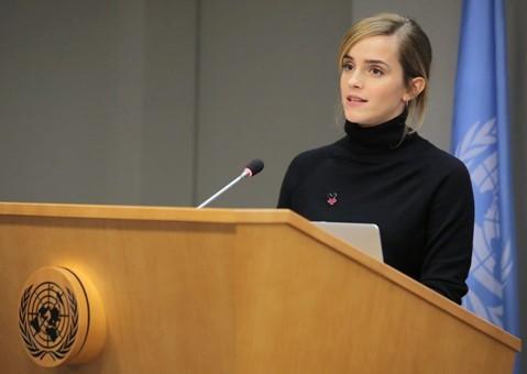 Актриса Эмма Уотсон