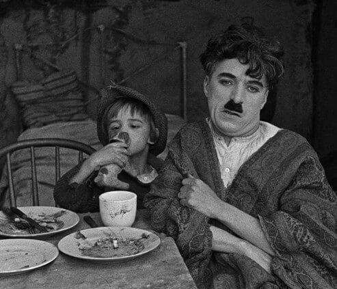 Фильм Малыш (1921 год)