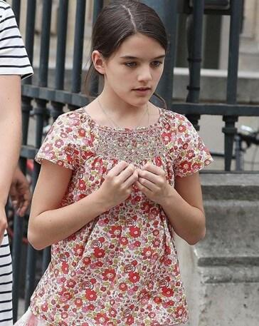 Сури Круз — дочь Тома Круза