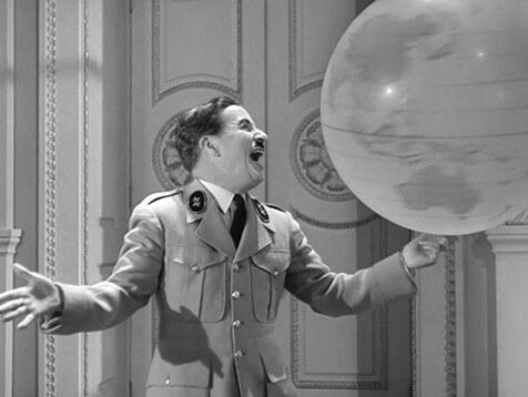 Фильм Великий диктатор (1940 год)