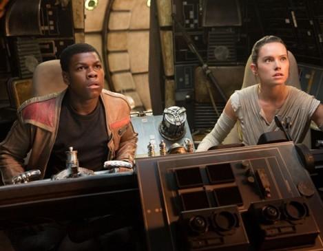 Фильм Звёздные войны: Пробуждение силы (2015 год)